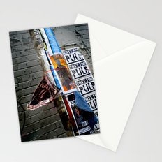 Urban Beat Stationery Cards