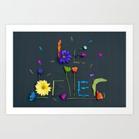 be better Art Print