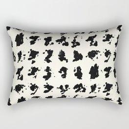 Tribal 1 Rectangular Pillow