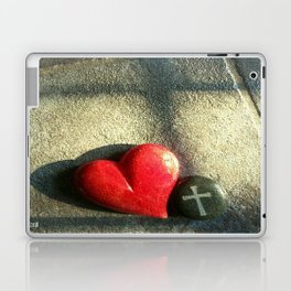 """Heart and Soul"" Laptop & iPad Skin"