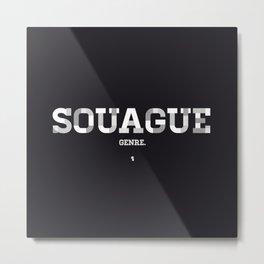 Souague Metal Print