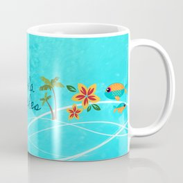 Aloha Beaches Coffee Mug