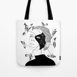 Figments I (Memories That Never Were) Tote Bag