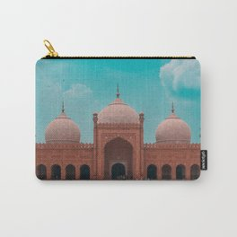 The Badshahi Mosque, Lahore, Pakistan Carry-All Pouch