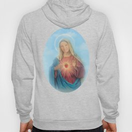 Our Lady Mary Berry Hoody