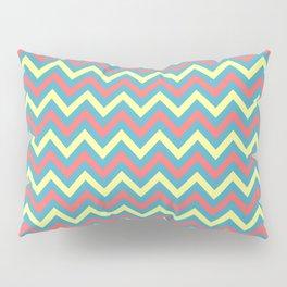 Chevron - coastal 2 Pillow Sham