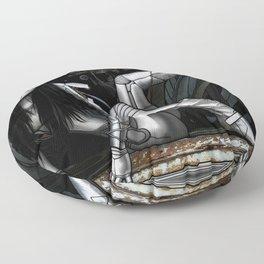 Metal Floor Pillow