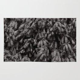 Dead Lavender in Monochrome Rug