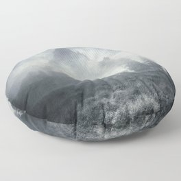 guardians of lonely mountain Floor Pillow