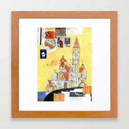 Crystal City 01-13-10a Framed Art Print