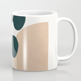 Soft Shapes V Coffee Mug