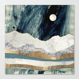 Bold Sky Canvas Print