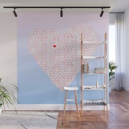 Love Story Wall Mural