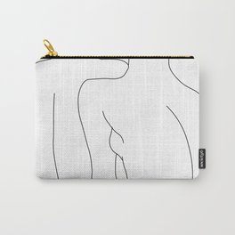'A love like Ours' -  Line Drawing Carry-All Pouch