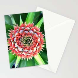 Young Pineapple Stationery Cards