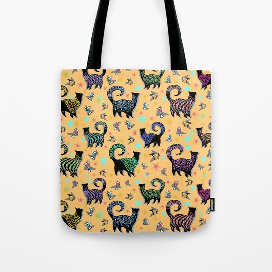 Fabulous Snobby Cats 2 Tote Bag