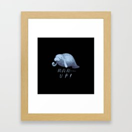 dolphin Framed Art Print