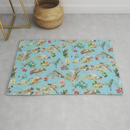 Magic Birds - Hummingbird Rug