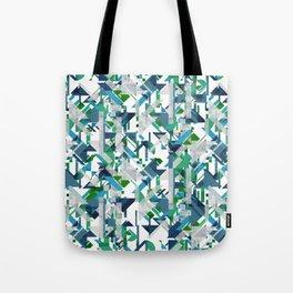 Mediterranean Tote Bag