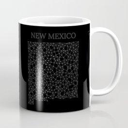 New Mexico LineCity B Coffee Mug