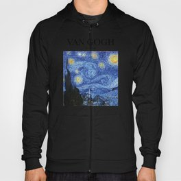 Van Gogh - Starry Night Hoody