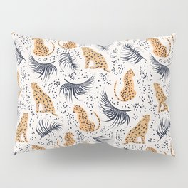 Cheetah Pillow Sham