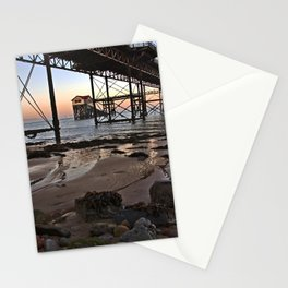 Under the Boardwalk. Stationery Cards