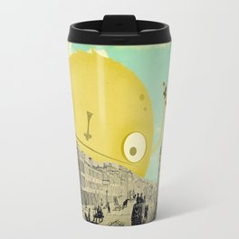 this island earth Travel Mug