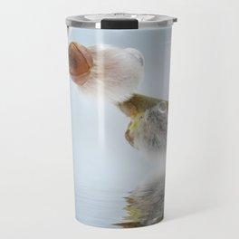 Pussy willow 0117 Travel Mug