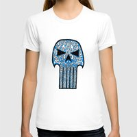 punisher T-shirts featuring Celtic Punisher by ronnie mcneil