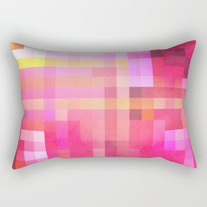 Pixel 1 Rectangular Pillow