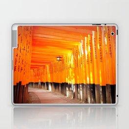 FUSHIMI INARI SHRINE Laptop & iPad Skin