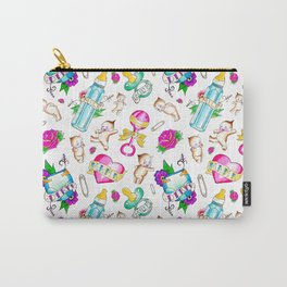 Baby Flash Tattoo Carry-All Pouch