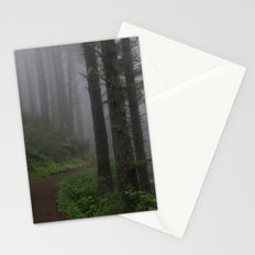 Forest of Fog Stationery Cards