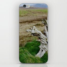 Rooted in Bogs iPhone Skin