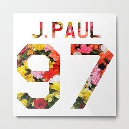 j paul Metal Print