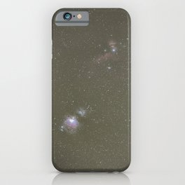 Orion objects iPhone Case