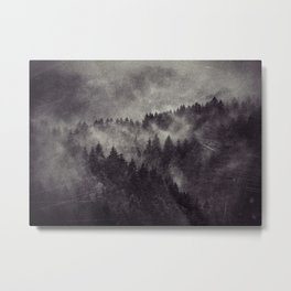 Excuse me, I'm lost Metal Print