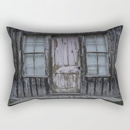 Pink Door Rectangular Pillow