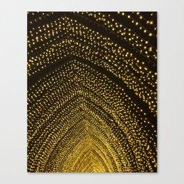 Hall of Lights Canvas Print