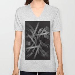Crystal Strings Unisex V-Neck
