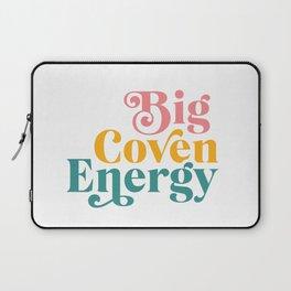Big Coven Energy Laptop Sleeve