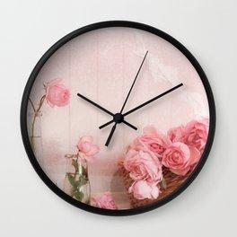 Roselight Wall Clock