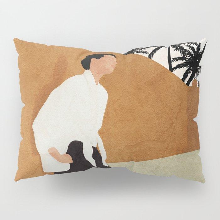 Backbone Pillow Sham