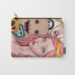 Selfie Time Carry-All Pouch