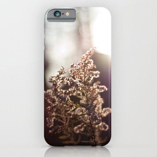 Goldenrod Light iPhone & iPod Case