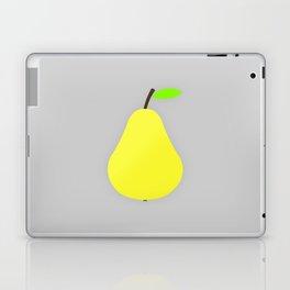 Yellow pear Laptop & iPad Skin