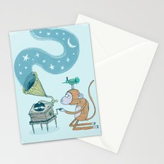 'Night Sounds' Stationery Cards