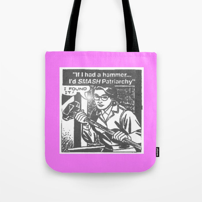 SMASH (FEMINISM) Tote Bag