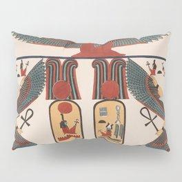 Ancient Egyptian pattern design Pillow Sham